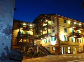 Hotel Alpino, Varena