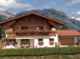Haus Reindl, Leutasch