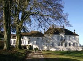 Le Chateau de Prauthoy, Prauthoy (рядом с городом Vaux-sous-Aubigny)