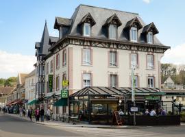 Hotel De Normandie, Arromanches-les-Bains