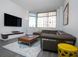 2 Beds 2 Baths in Midtown West