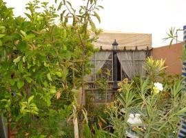 Hôtel Belleville Marrakech