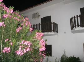 Casa Morgado, Almeida (Aldea del Obispo yakınında)