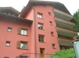 Hof Grischun, Klosters (Laret yakınında)
