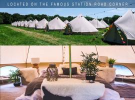 North West 200 - Boutique Glamping Village
