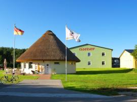 Ferienanlage Süderhof, Breege (Steinkoppel yakınında)
