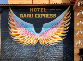 Hotel Barú Express