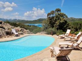 Cala di Volpe Villa Sleeps 6 Pool Air Con WiFi