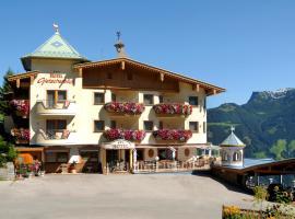 Hotel Gletscherblick, Hippach