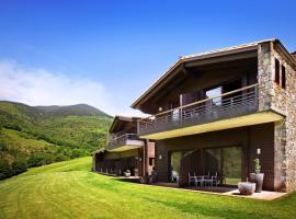 Hotel Rural-Spa Resguard Dels Vents, Ribes de Freser (Queralbs yakınında)