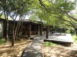 Jacana Lodge