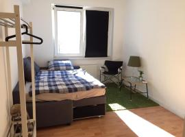 Single Room in a 2-Bedroom Centrally-located Apartment in the Belgian Quarter