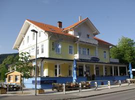 Hotel Garni Ammergauer Hof