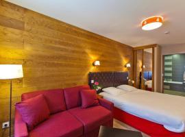 Hotel Les 2 Lacs, Clairvaux-les-Lacs