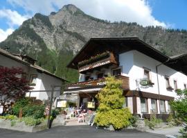 Gasthof Lanthaler, Moso (Stulles yakınında)
