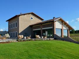 Prime Alture Wine Resort, Casteggio (Montebello della Battaglia yakınında)