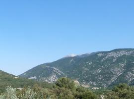 Aicardi, Mollans-sur-Ouvèze