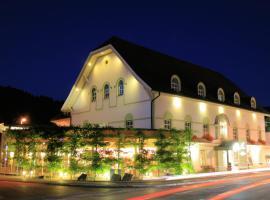 Hotel-Restaurant-Café Krainer, Langenwang (Kapellen yakınında)