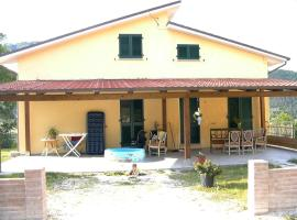 Holiday home in Cagli/Marken 33942