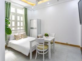 Apa Saigon Apartment