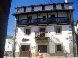La Casa Chacinera, Candelario