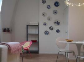 Comfortabele studio centrum Amsterdam