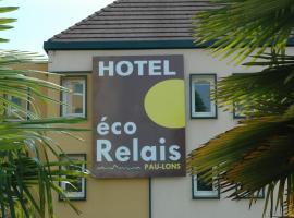 Hôtel Eco Relais - Pau Nord, Lons