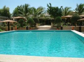 Hotel Club Safari, Mbour