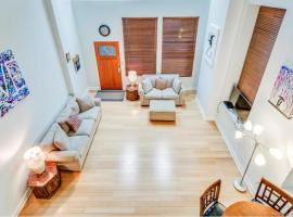 Full loft apartment near Omni Hotel