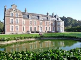Château de Behen, Béhen (рядом с городом Moyenneville)