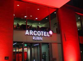 ARCOTEL Rubin Hamburg