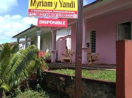 Casa Myriam y Yandy