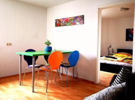 Apartment Augartenweg