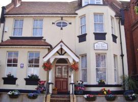 The Sea Spirit Guest House, Гастингс (рядом с городом St. Leonards)