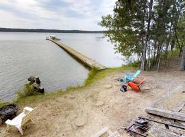 Minnestay- Big Trout Lake Lodge