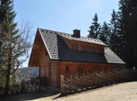 Almferienhaus Kleinhinterberger