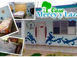 Casa Mercy y Lazaro
