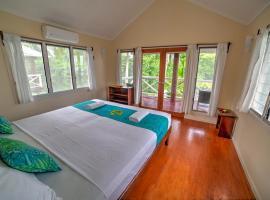 Salani Surf Resort