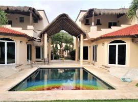 Beautiful Guesthouse near the beach