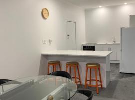 Cosy corner apartment