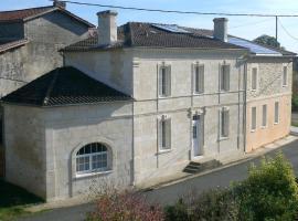 Chambres d'Hôtes Le Bourdieu, Soulignac (рядом с городом Saint-Pierre-de-Bat)
