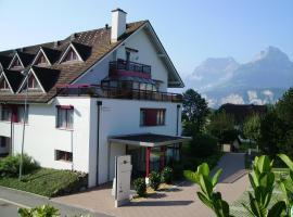 Apart Holidays, Morschach (Brunnen yakınında)