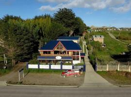 Estación Náutica Estrecho de Magallanes