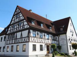 Hotel Gasthof Rössle, Senden (Holzheim yakınında)