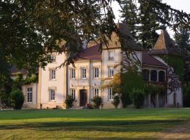 Domaine des Grands Cèdres - Maison d'hôtes, Cordelle (рядом с городом Saint-Polgues)