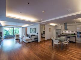 3 bdr apartment in Naithon on the 1st floor