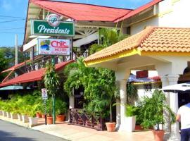 Chic Hotel Montecristi, San Fernando de Monte Cristi (Dajabón yakınında)