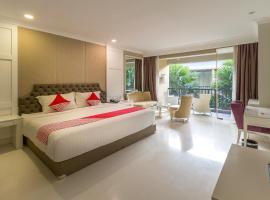 OYO 567 The Rich Prada Hotel