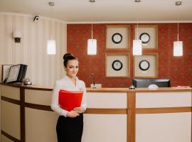 Отель 4 сезона Екатеринбург Центр