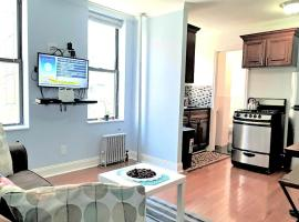 Suite Nest in NYC-free street parking & wifi